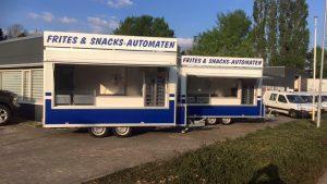 Vijfschaft Catering & Verhuur - Snackwagen